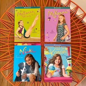 American Girl | set of 4 books